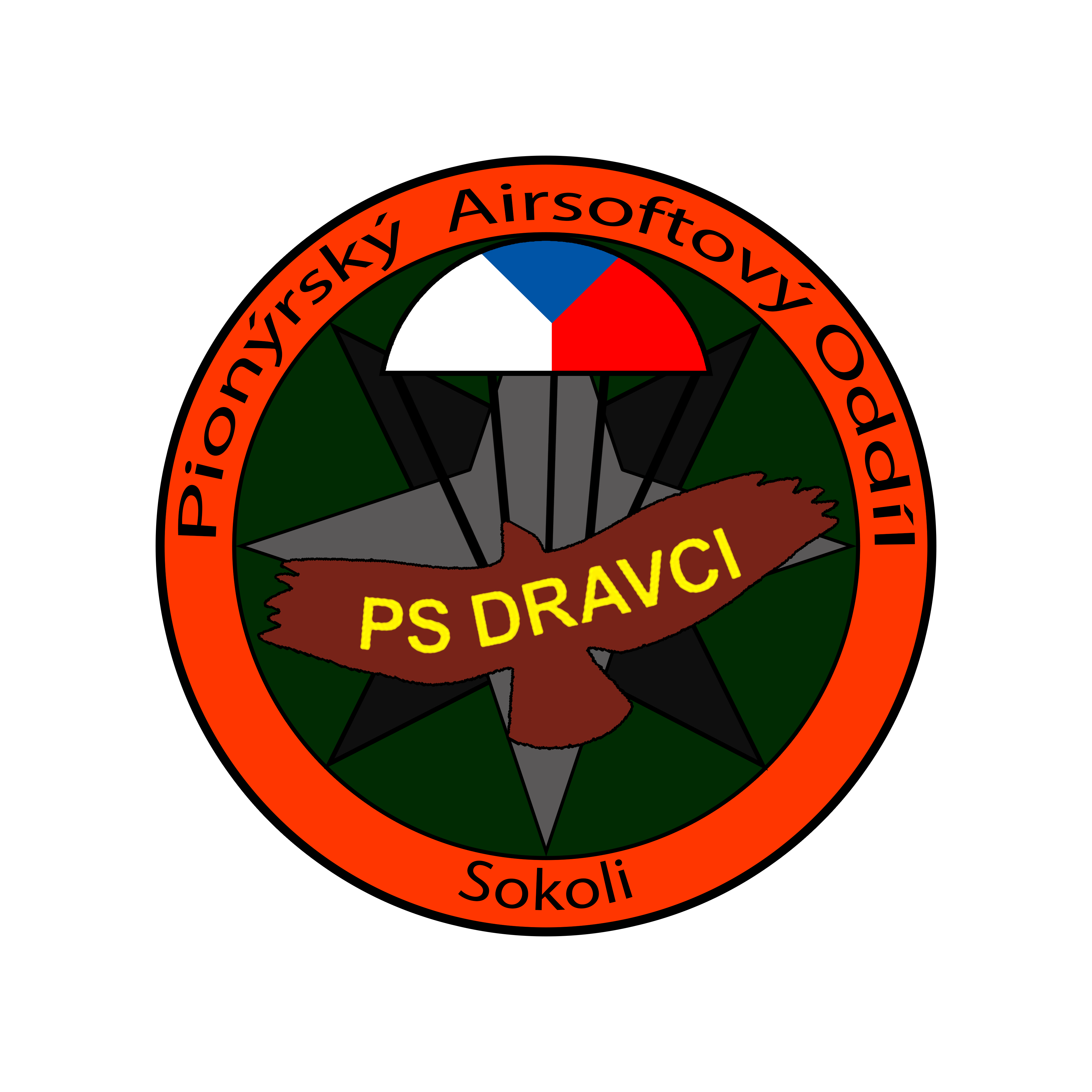 Airsoftovy oddil Sokoli